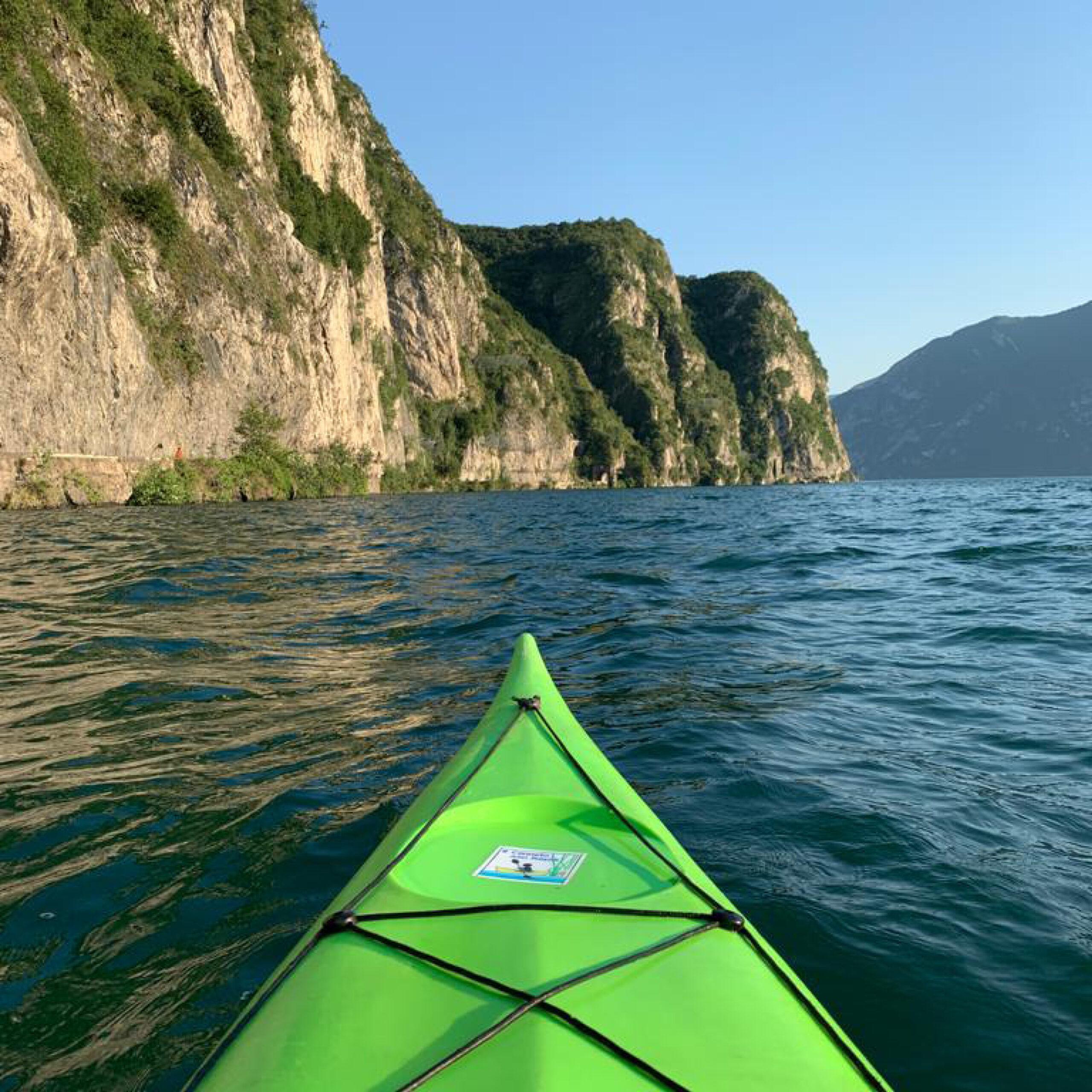 Giornata in Kayak