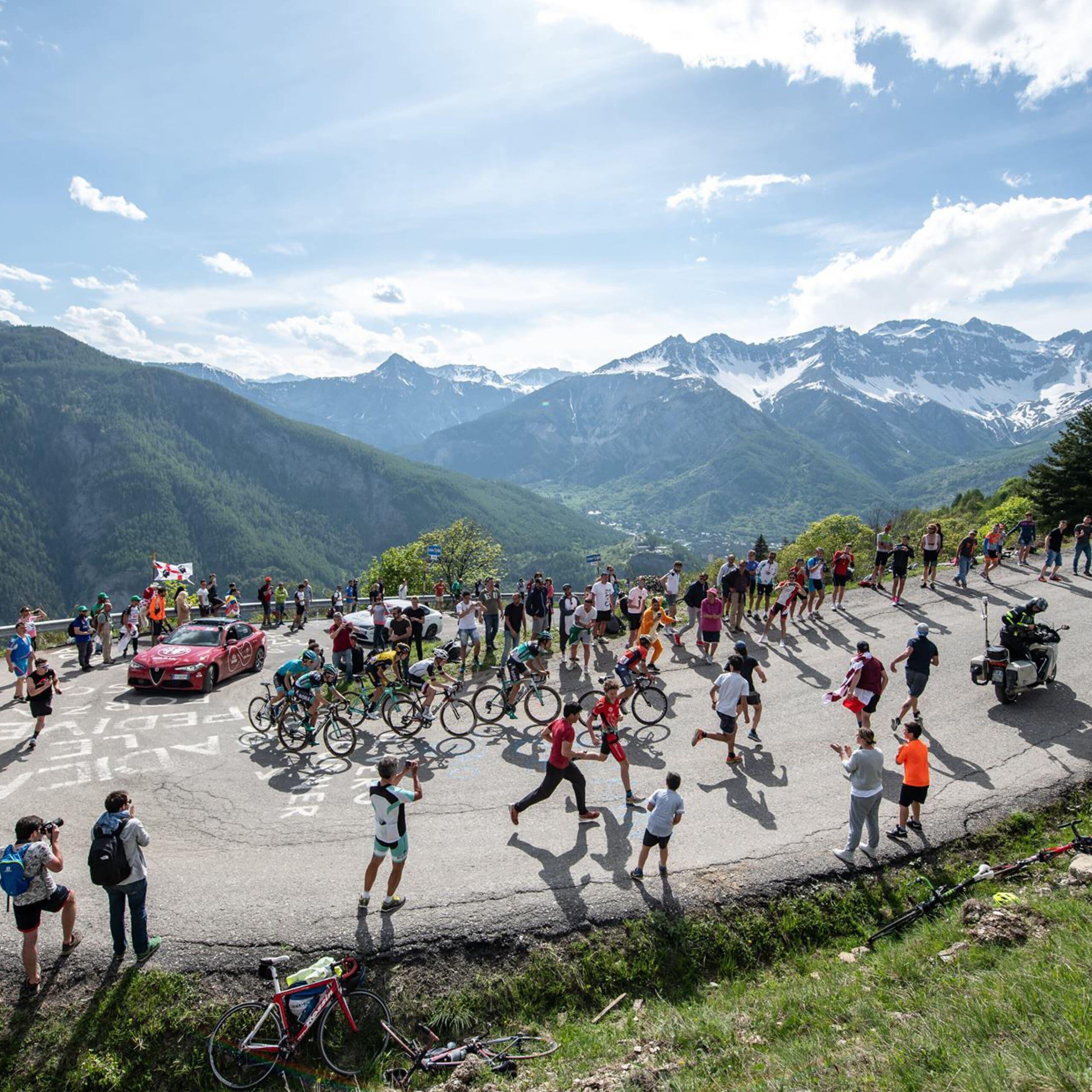 Sulle Strade del Giro d'Italia