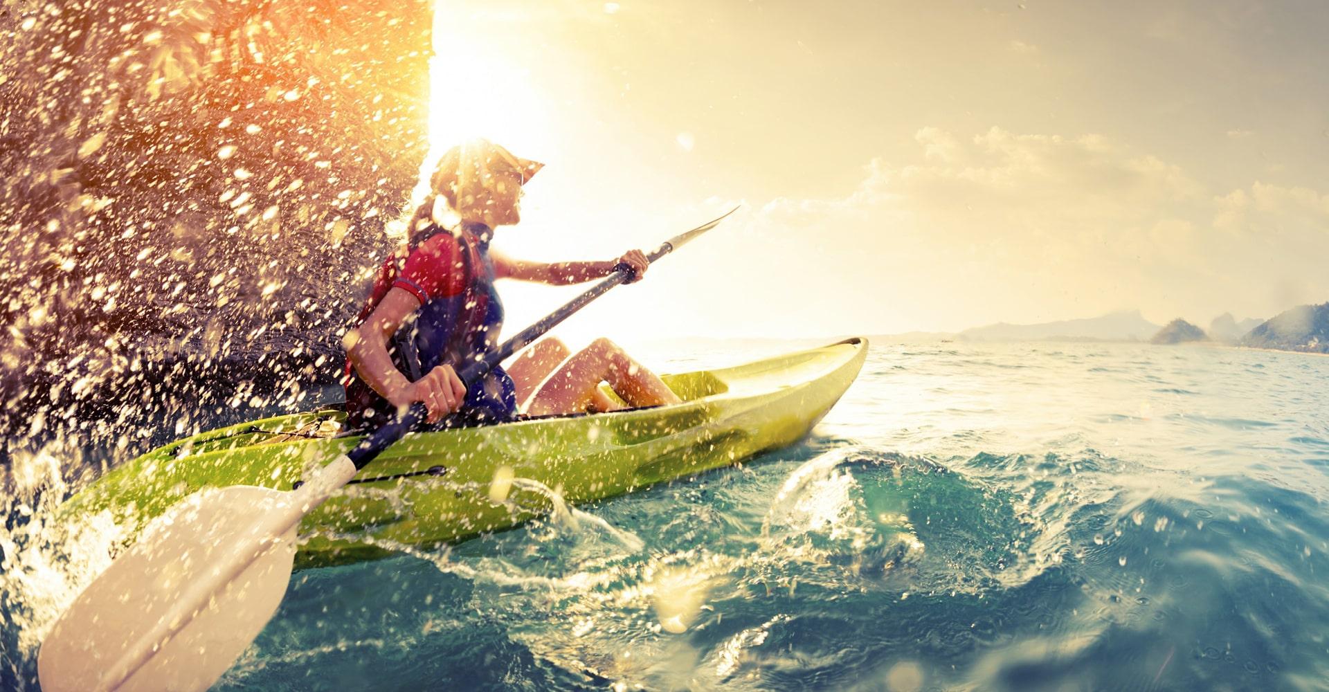 Paddle - Canoa - Kayak