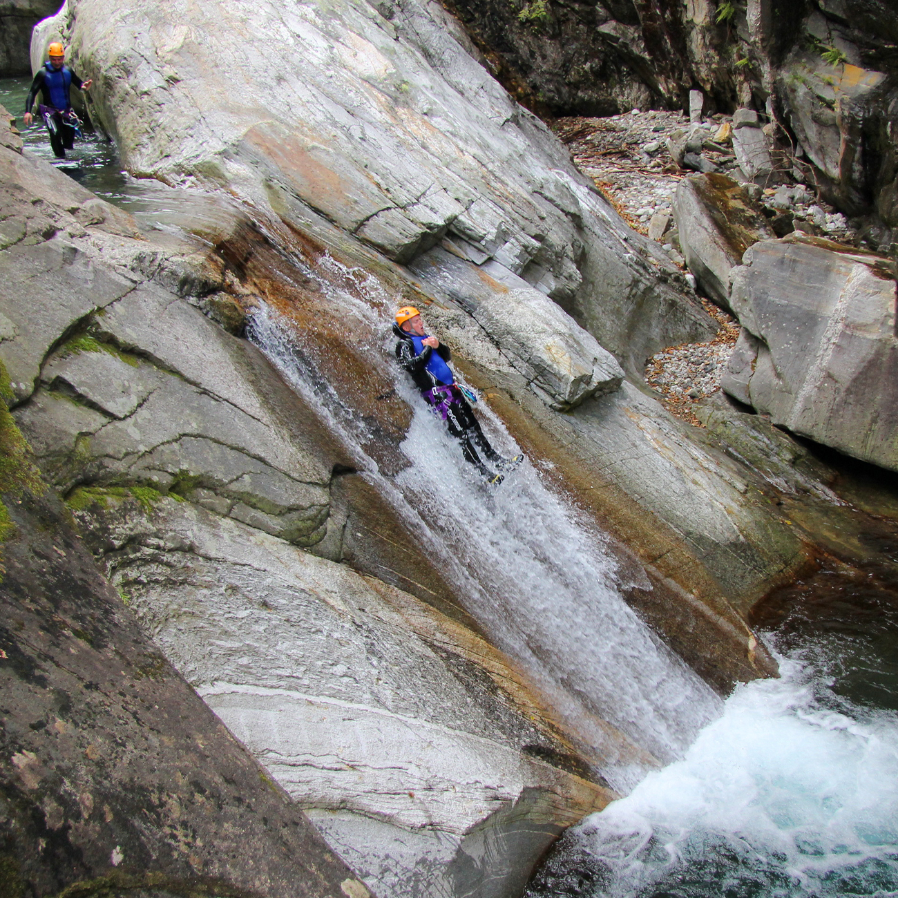 CANYONING VALLE GRIGNA