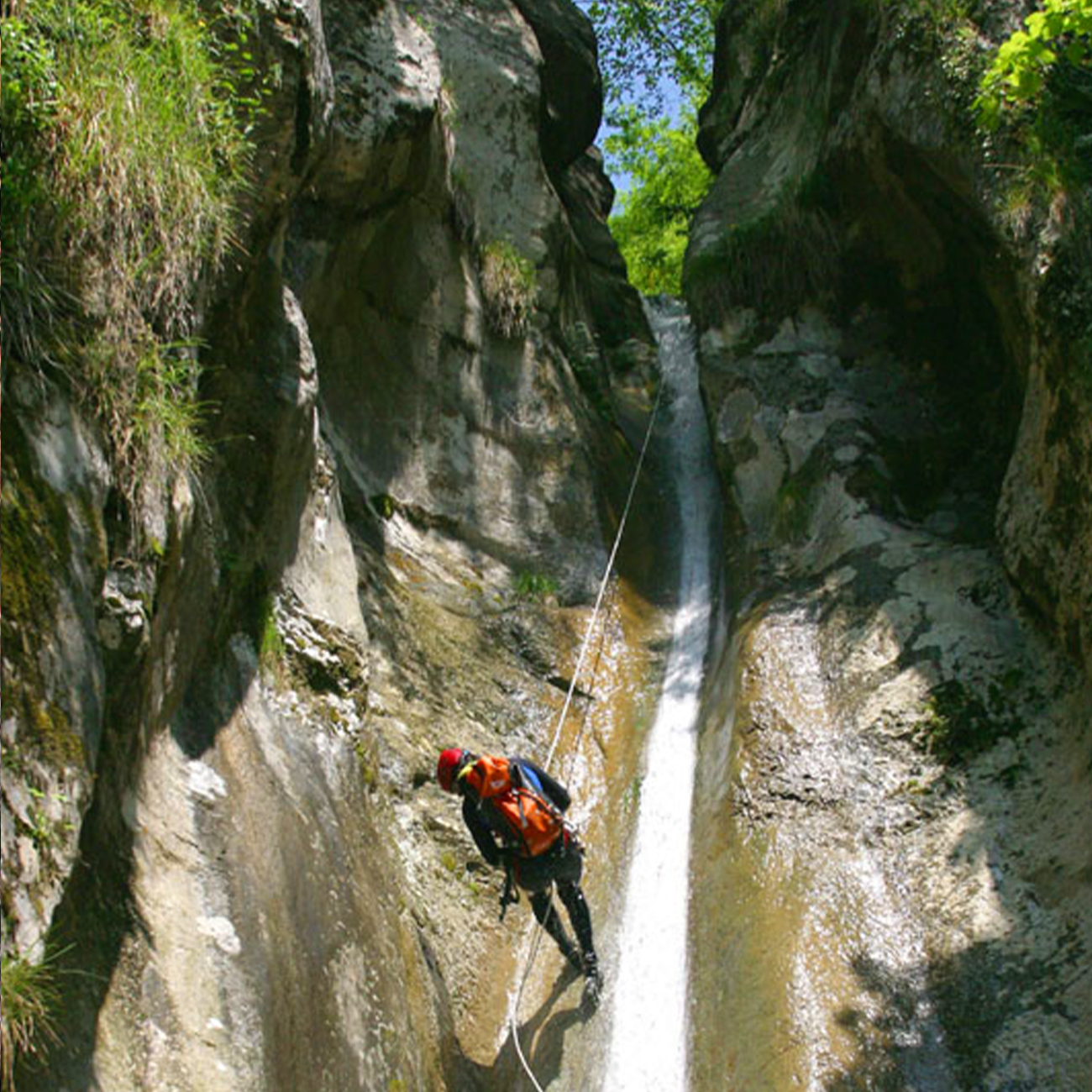 CANYONING VALLE DELL'INFERNO